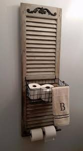 rustic toilet paper holder ideas toilets decoration