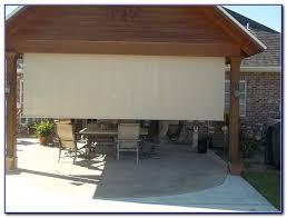 Patio Wind Screens by Retractable Screens Patio Doors Patios Home Decorating Ideas