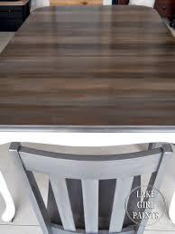 kitchen table wood spray paint walmart painted furniture ideas