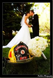 firefighter wedding firefighter weddings casually planning my brothers imaginary