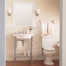bathroom console sink metal legs befitz decoration