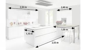 plan de cuisine avec ilot central plan cuisine avec ilot central 6 dimension with systembase co for