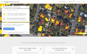 Google Maps Austin Texas by Google U0027s Project Sunroof Now Shows Solar Potential In All 50