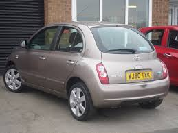 nissan micra alloy wheels nissan micra 1 2 n tec 5 door leadhill garage