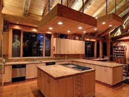 Log Home Kitchen Cabinets - favorite 19 modern log cabin style kitchens and pictures modern