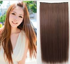 hair color 2015 for women 2015 new women one piece hair extension long straight synthetic