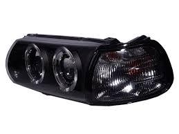 nissan tsuru 2015 sentra b13 95 present facelifted angel eye projector headlight bk