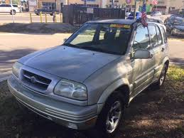 Common 1999 Suzuki Grand Vitara JS 4dr SUV In Saint Augustine FL  @GS99