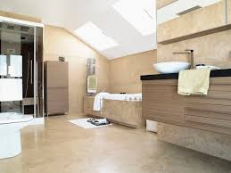 a chic travertine bathroom wigandia bedroom collection