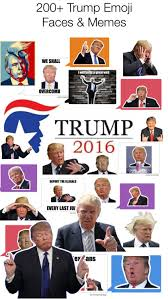 Meme Keyboard Iphone - trumpmoji donald trump 2016 emoji meme keyboard for iphone