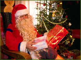 christmas santa claus christmas santa present xmaspin