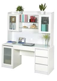 white desk with hutch and drawers white desk and hutch wood desk in off white white desk with hutch