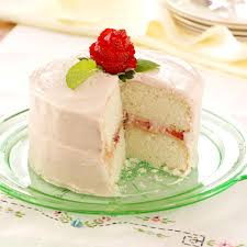 mom u0027s favorite white cake recipe taste of home