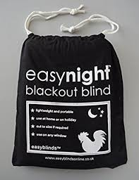 2m Blinds Easynight Portable Travel Blackout Blind Large 2m X 1 45m Amazon