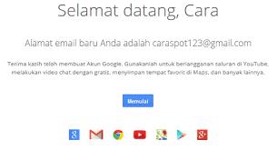 buat akun gmail bahasa indo daftar cara membuat email baru akun google dan yahoo