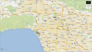 Map Los Angeles Maps Google Com Los Angeles Indiana Map