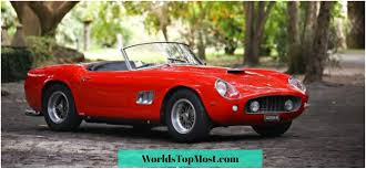 golden ferrari price most expensive ferrari cars of 2017 top 10 list