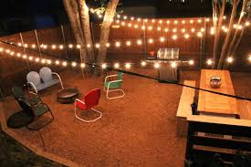 Hanging Patio Lights by Solar String Lights For Patio Homeimprovement