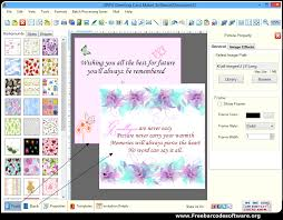 greeting card maker greeting card maker software creates occasional greeting cards