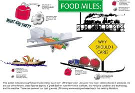 Gas Mileage Spreadsheet Food Miles Farmscape Ecology Program