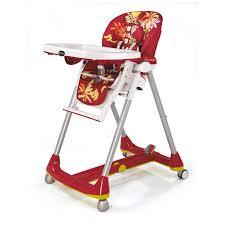 chaise peg perego prima pappa 20 nouvelles chaises hautes pour que bébé soit bien installé