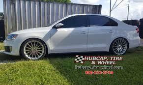 volkswagen gli 2013 19 8 tsw mallory silver wheels on a 2013 volkswagen gli