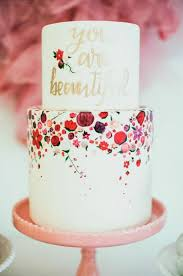 delightful u0026 delicious spring wedding cake decorations chic