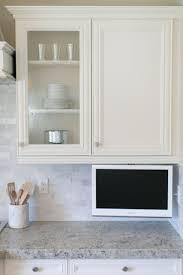 kitchen television ideas best 25 kitchen tv ideas on tv in kitchen tv covers