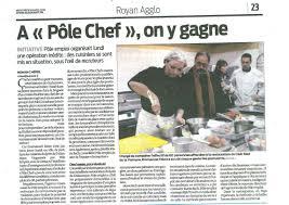 greta formation cuisine le greta dans la presse greta poitou charentes