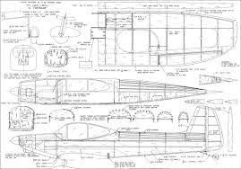 free rc plans rc plane plans rc aeroplane