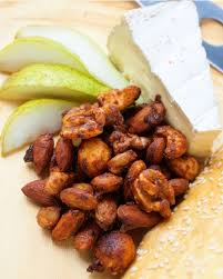 christmas nuts christmas spiced nuts thesugarbreakup