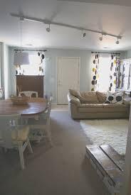 track lighting in living room home design