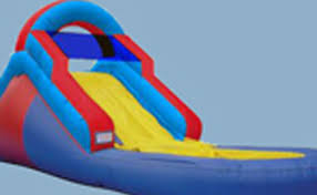 Water Slides Backyard by Backyard Inflatable Water Slide Rental Funtime Inflatables
