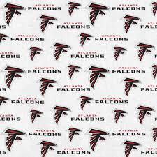 atlanta falcons nfl cotton