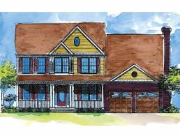 Colonial Revival House Plans 667 Best Narrow Floor Plans Images On Pinterest House Floor