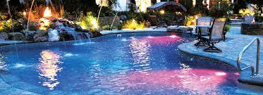 zodiac led pool lights led pool lighting enhance your atmosphere premier pools spas
