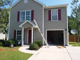 exterior window shutter painting service chatham property