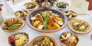 cuisine tunisienne la cuisine tunisienne lors d un dîner buffet ã l hôtel africa tunis