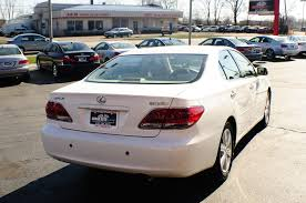 used lexus es 350 2006 lexus es350 white used sport sedan sale