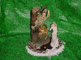 camo wedding cake toppers deer groom stand by your camo wedding