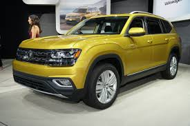 black volkswagen atlas 2018 volkswagen atlas 3 row suv made in us