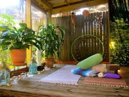 how to create a home yoga space the journey junkie