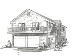 two car garage and rv garage with loft 059d 6015 garage plans and