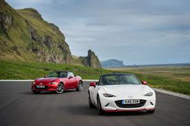 mazda mx in pictures a lap of iceland in a mazda mx 5 by car magazine