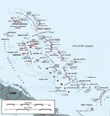 Map Bahamas Detailed Map Of Bahamas Bahamas North America Mapsland
