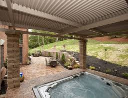 Metal Patio Covers Cost Roof Awesome Extending Roof Over Patio Find This Pin And More On
