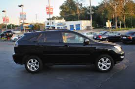 lexus car 2004 2004 lexus rx330 black suv used car sale