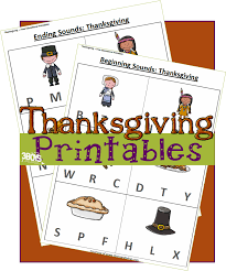 thanksgiving printables early reader worksheets 3 boys and a