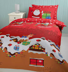 Double Duvet Cover Sets Uk Give Your Bed A Makeover With Christmas Duvet Sets Home And Textiles