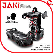car toy for kids toys for kids car changing robot children magic control stunt car